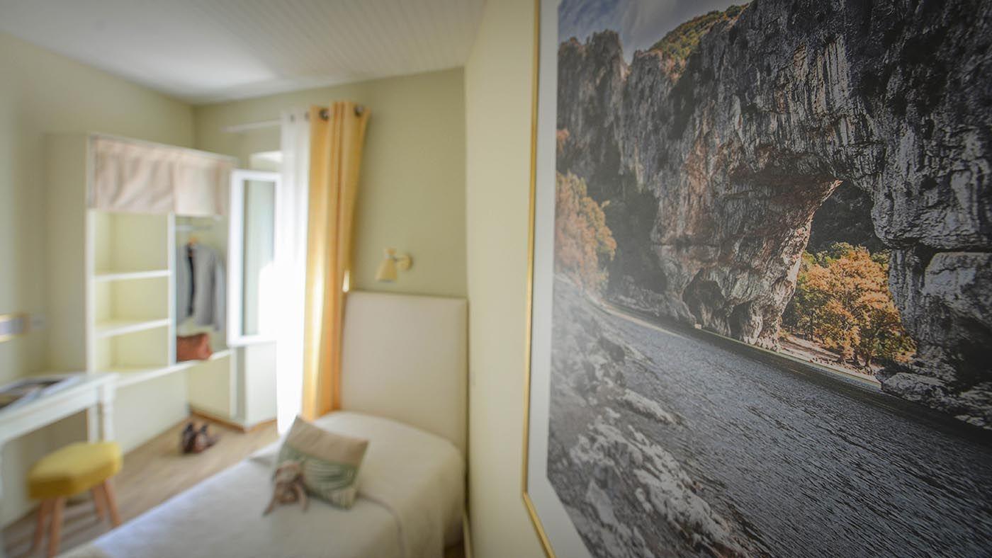 La chambre Pont d'Arc