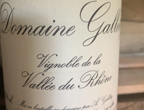 Domaine Gallety 2017